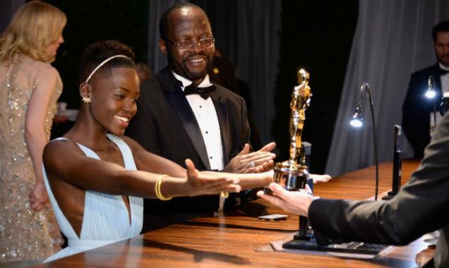 Lupita Nyongo Oscars