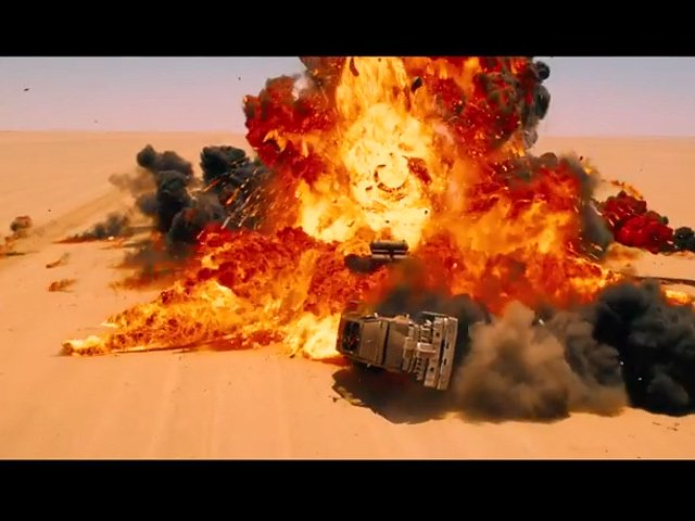 Mad Max: Fury Road - First Look Trailer