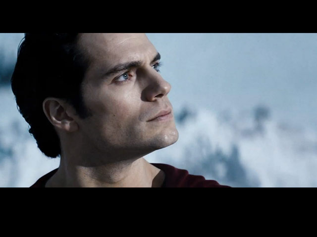 Man Of Steel Trailer