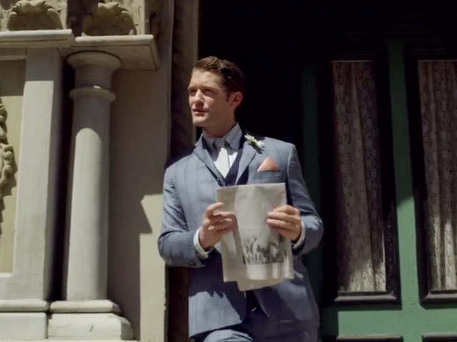 Matthew Morrison - It Don't Mean A Thing Video