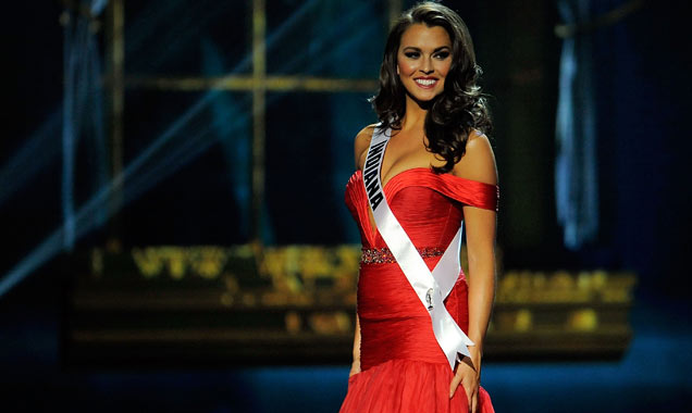 Miss Indiana Mekayla Diehl