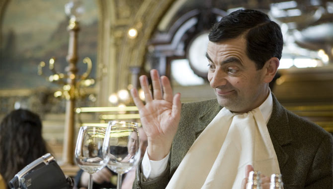 Mr Bean's Holiday - Trailer