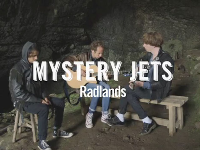 Mystery Jets - Radlands (Acoustic Live) - Video