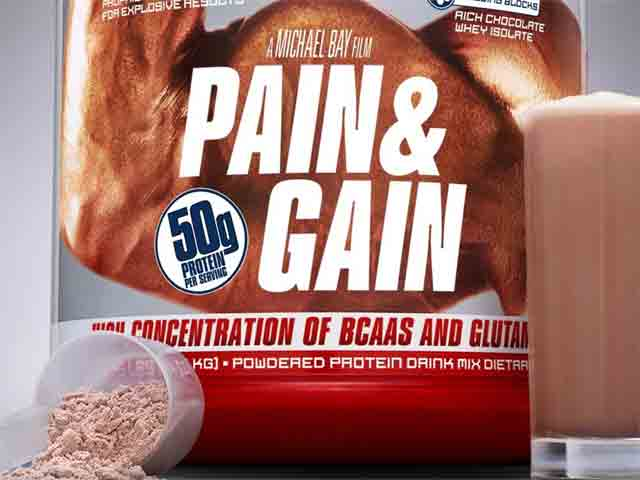 Pain & Gain - Video