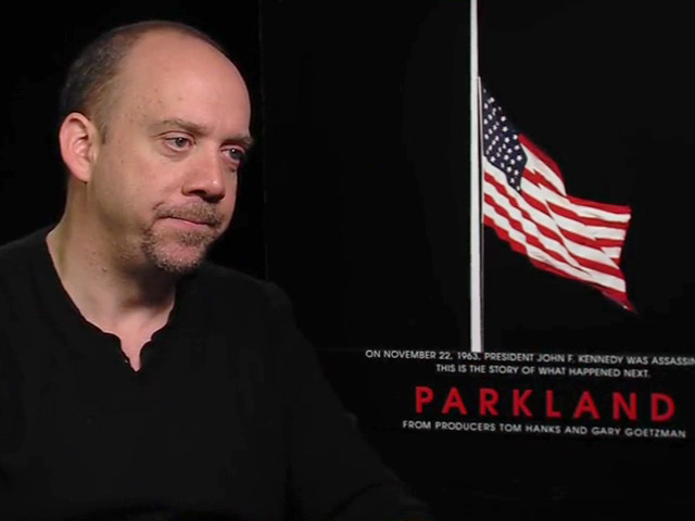 Paul Giamatti - Parkland Video Interview