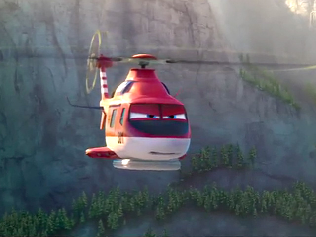 Planes: Fire And Rescue Trailer