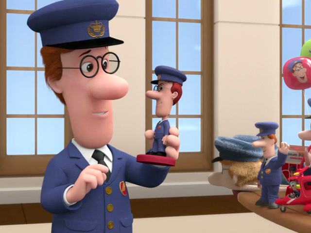 Postman Pat: The Movie Trailer