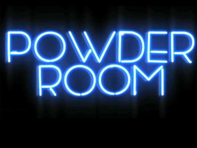 Powder Room Trailer