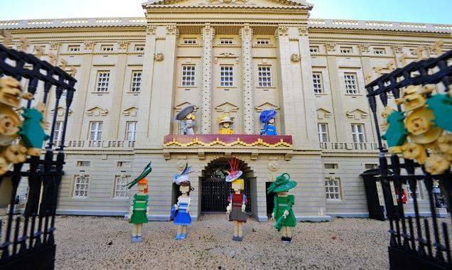 Rachel Trevor Morgan LEGO