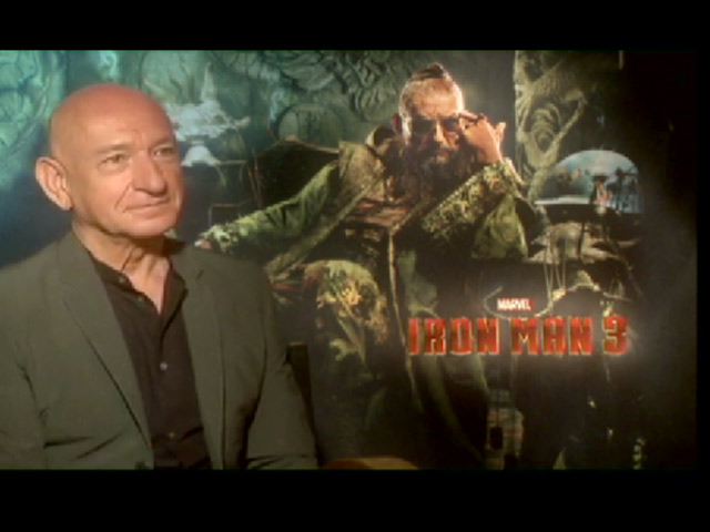 Sir Ben Kingsley - Video Interview