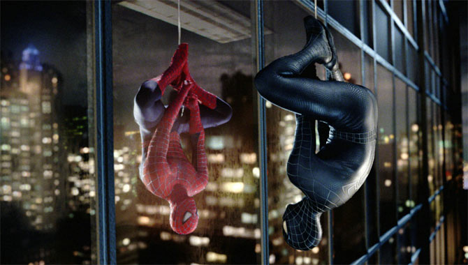 Spider-Man 3, teaser trailer, Tobey Maguire returns as Peter Parker