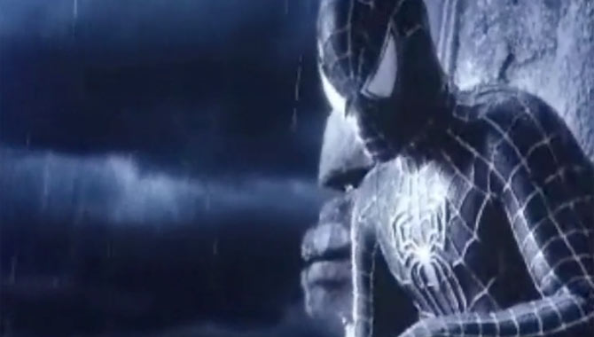 Spiderman 3 - Trailer