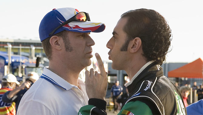 Talladega Nights - Trailer