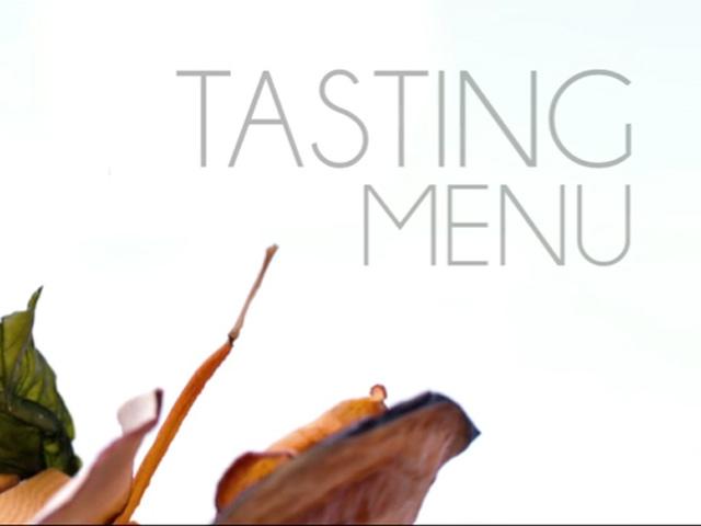 Tasting Menu Trailer