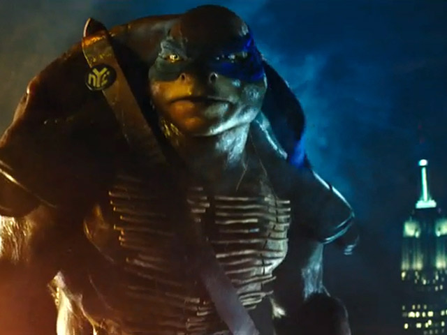 Teenage Mutant Ninja Turtles - Extended Teaser Trailer