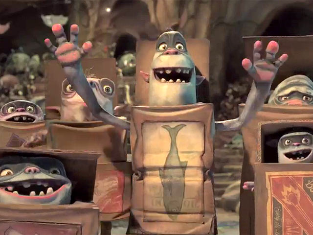 The Boxtrolls Trailer