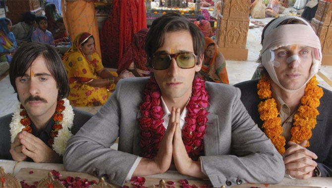 The Darjeeling Limited - Trailer