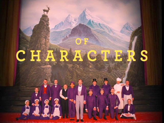 The Grand Budapest Hotel - Character Promo Trailer