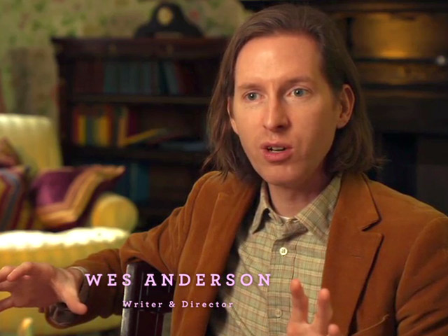 The Grand Budapest Hotel - Featurettes
