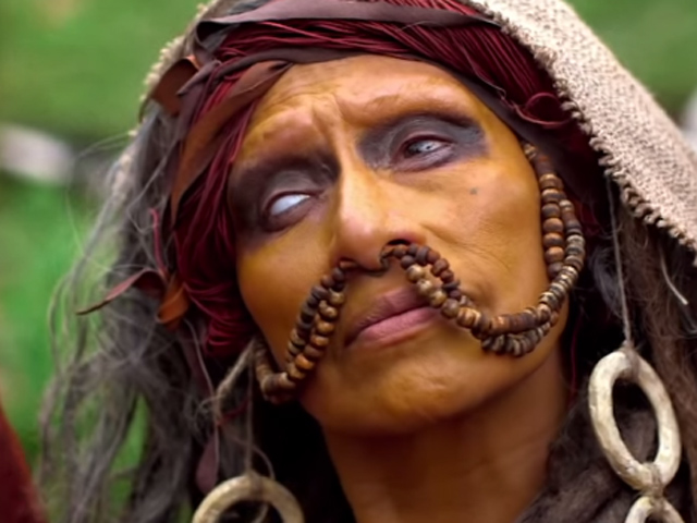 The Green Inferno - Teaser Trailer