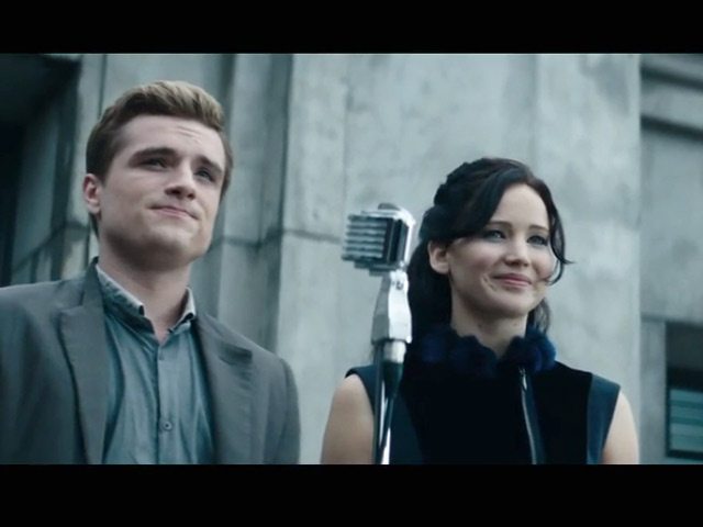 The Hunger Games: Catching Fire - Teaser Trailer