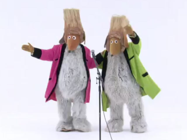 The Wombles - Wombling Merry Christmas Video