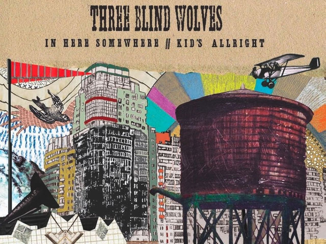 Three Blind Wolves - In Here Somewhere Video Video