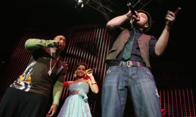 Timberland, Nelly Furtado, Justin Timberlake