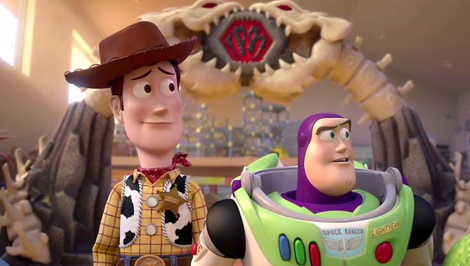 Toy Story That Time Forgot Trailer