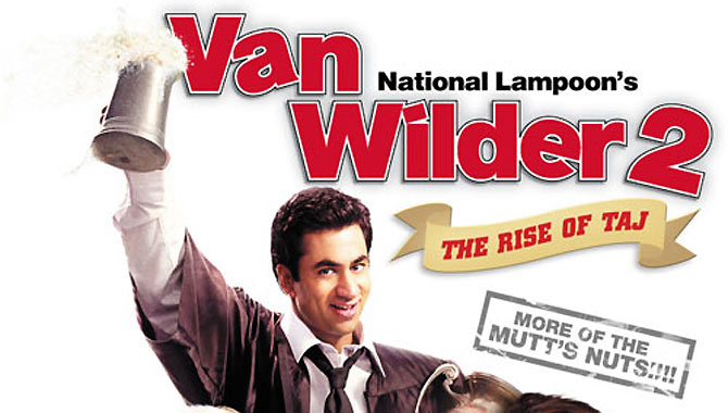 National Lampoon's Van Wilder: The Rise of Taj, Trailer, MGM Studios
