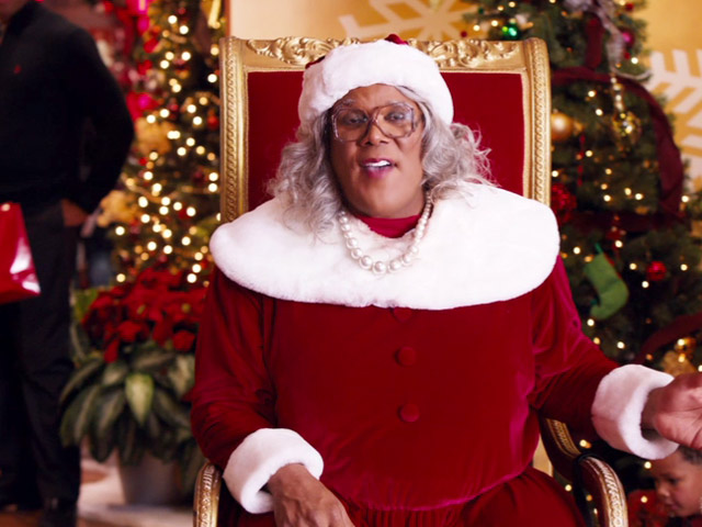 Tyler Perry's A Madea Christmas Trailer