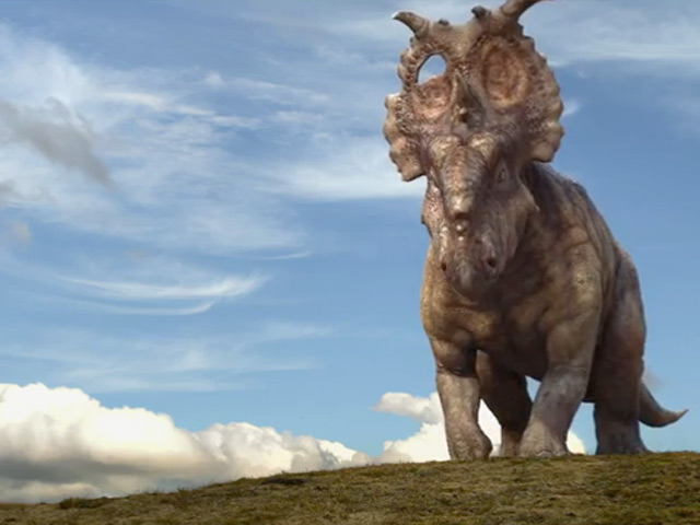 Walking With Dinosaurs: The 3D Movie Trailer