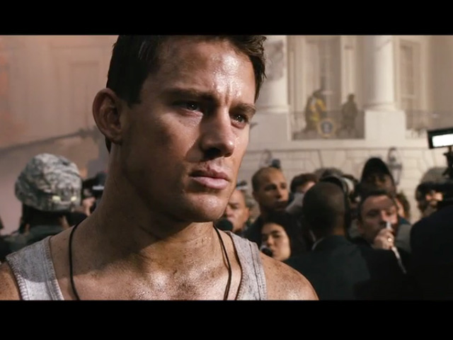 White House Down - Video