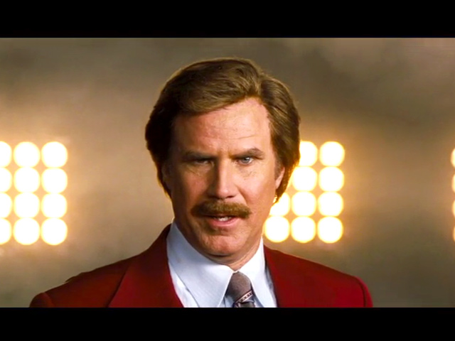 Anchorman 2 - Video