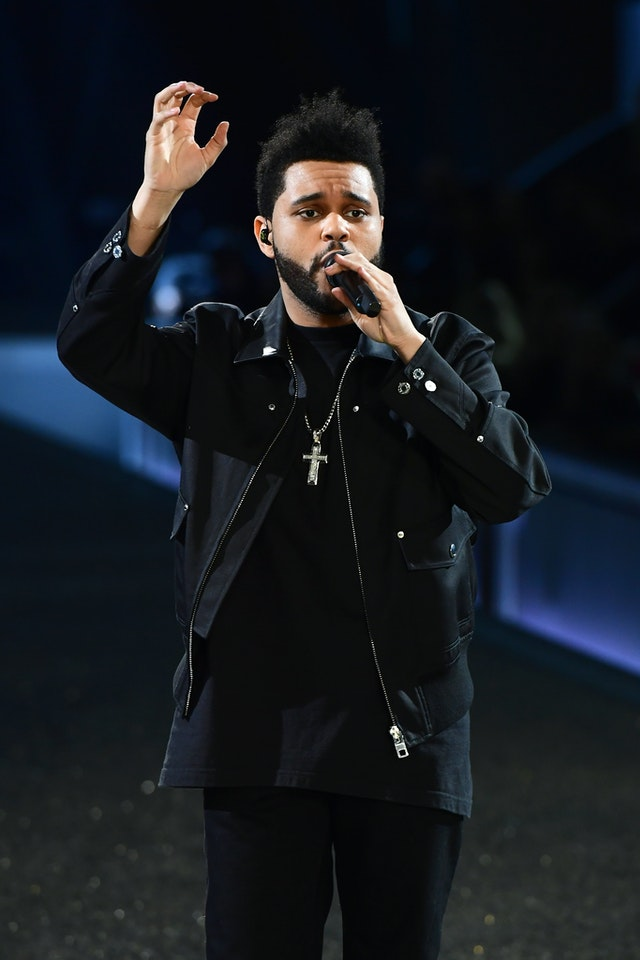 The Weeknd is currently in second place (Ian West/PA)