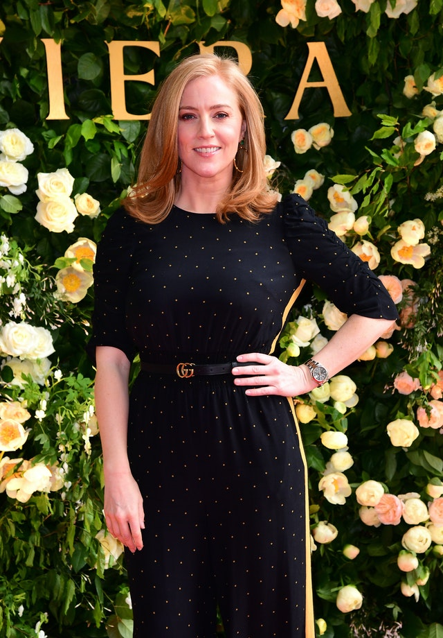 Newsreader Sarah-Jane Mee planning home birth due to coronavirus