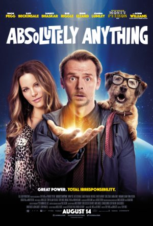 Absolutely Anything Review 2015 | Movie Review | Contactmusic.com
