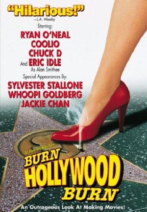 An Alan Smithee Film: Burn Hollywood Burn