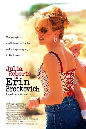 Movie review of erin brokowich