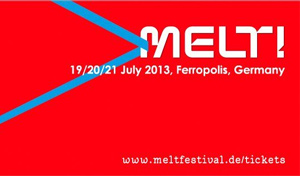 Melt! Festival 2013 James Murphy, Diiv, Simian Mobile Disco And More Join The Line-up