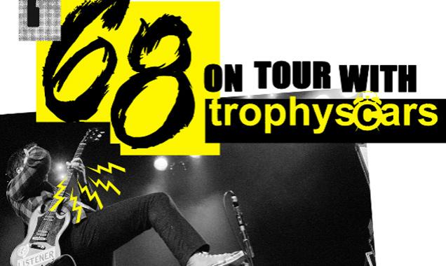 68 Announce UK And European Tour In Nov Dec 2014