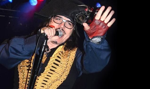 Adam Ant Recruits Two Original Members Of The Ants For New Band