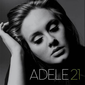Adele Announces New Studio Album '2'1 Which Is Available February 22nd 2011!