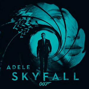 Adele 'Skyfall' Official Theme Song To James Bond Available On Itunes Now