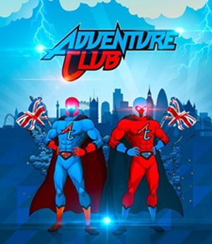 Adventure Club Announce Debut January 2014 UK Show