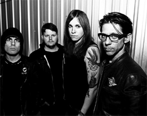 Against Me! Announce Us Winter 2014 Headlining Tour