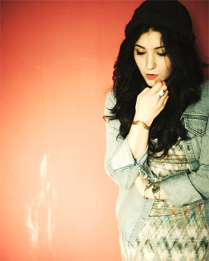 Alex Winston 'Velvet Elvis' Remix & The Naked & Famous November 2011 Tour Support Announced