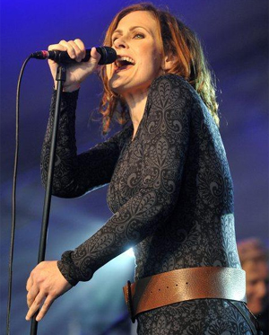 Alison Moyet Debuts 'Changeling', The First Song From New Album 'The Minutes'