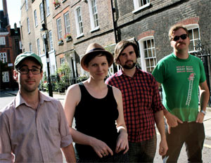 Allo Darlin' Announce 2013 UK October Tour