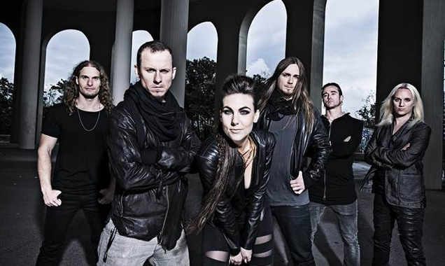 Amaranthe Announce UK Headline Tour For March 2015